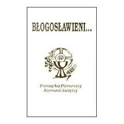 BŁOGOSŁAWIENI Modlitewnik dla dzieci (okładka biała)
