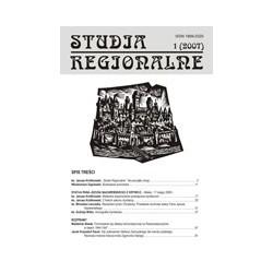 STUDIA REGIONALNE 1(2007)