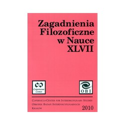 ZAGADNIENIA FILOZOFICZNE W NAUCE XLVII (2010)