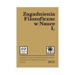 ZAGADNIENIA FILOZOFICZNE W NAUCE L (2012)