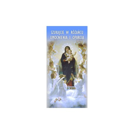 BANER DEKORACYJNY Nabożeństwa różańcowe Wzór 4 (wysyłka gratis)