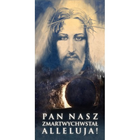 BANER DEKORACYJNY Wielkanoc