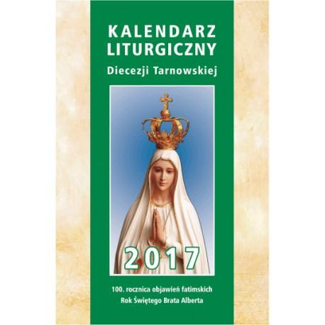 KALENDARZ LITURGICZNY DIECEZJI TARNOWSKIEJ 2017