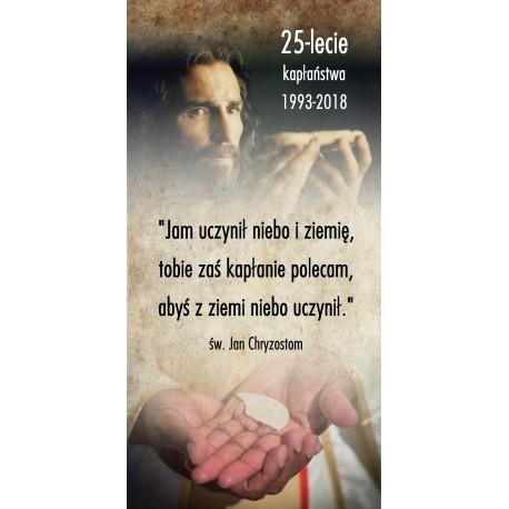 25 lat kapłaństwa 1993-2018