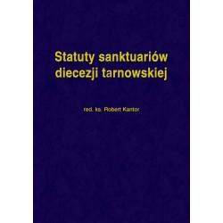 Statuty sanktuariów diecezji tarnowskiej