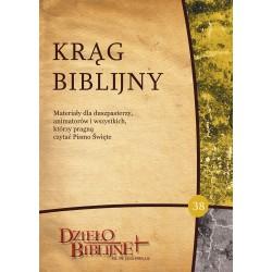 KRĄG BIBLIJNY. Zeszyt spotkań 38 (z płytą CD)
