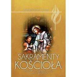 Sakramenty Kościoła. Sakramenty wtajemniczenia chrześcijańskiego