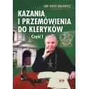 """ABP JERZY ABLEWICZ """"KAZANIA I PRZEMÓWIENIA DO KLERYKÓW"""". Część 1"""