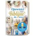 Opowieści Biblijne dla dzieci - wydanie pierwszokomunijne