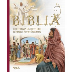 Biblia. Ilustrowane historie ze Starego i Nowego Testament
