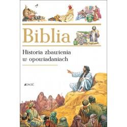 Biblia. Historia zbawienia w opowiadaniach (w etui)