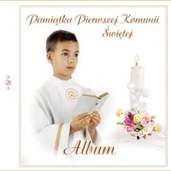 Pamiątka Pierwszej Komunii Świętej. Album