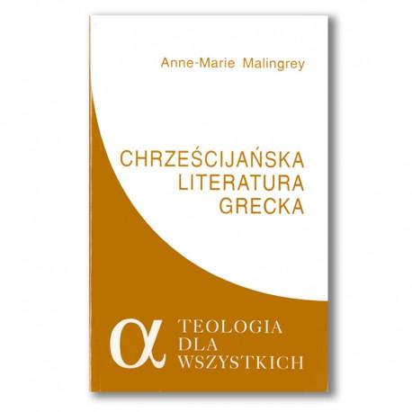 Chrześcijańska literatura grecka