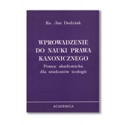 Wprowadzenie do nauki prawa kanonicznego