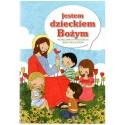 JESTEM DZIECKIEM BOŻYM PODRĘCZNIK nr AZ-03-01/10-LU-1/12 DO PRZEDSZKOLA Grupa pięciolatków