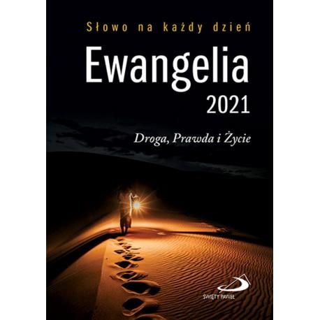 Ewangelia 2021. Droga, Prawda i Życie. Mały format, oprawa miękka