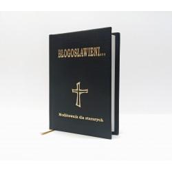 BŁOGOSŁAWIENI Modlitewnik dla starszych (okładka czarna)
