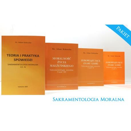 Pakiet - Sakramentologia Moralna