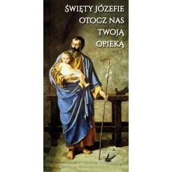 Baner Dekoracyjny - św. Józef