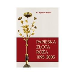 PAPIESKA ZŁOTA RÓŻA 1095-2005