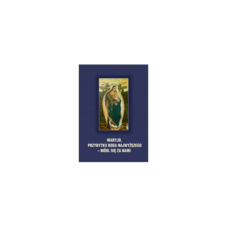 MARYJO, PRZYBYTKU BOGA NAJWYŻSZEGO MÓDL SIĘ ZA NAMI Rozważania na nabożeństwa majowe