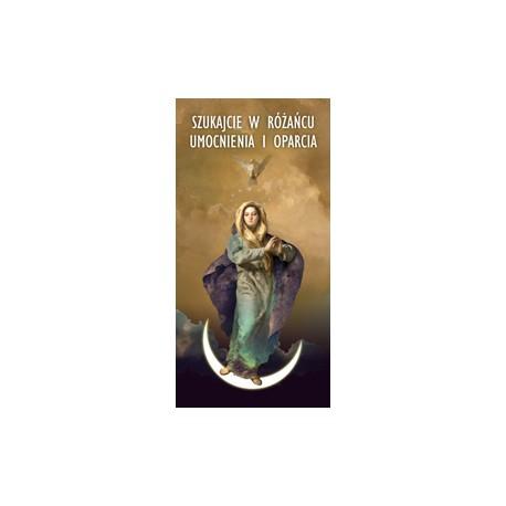 BANER DEKORACYJNY Nabożeństwa różańcowe Wzór 2 (wysyłka gratis)